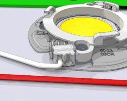 DIY-M-KITS-100-verkabelung-cree-cxb-3590