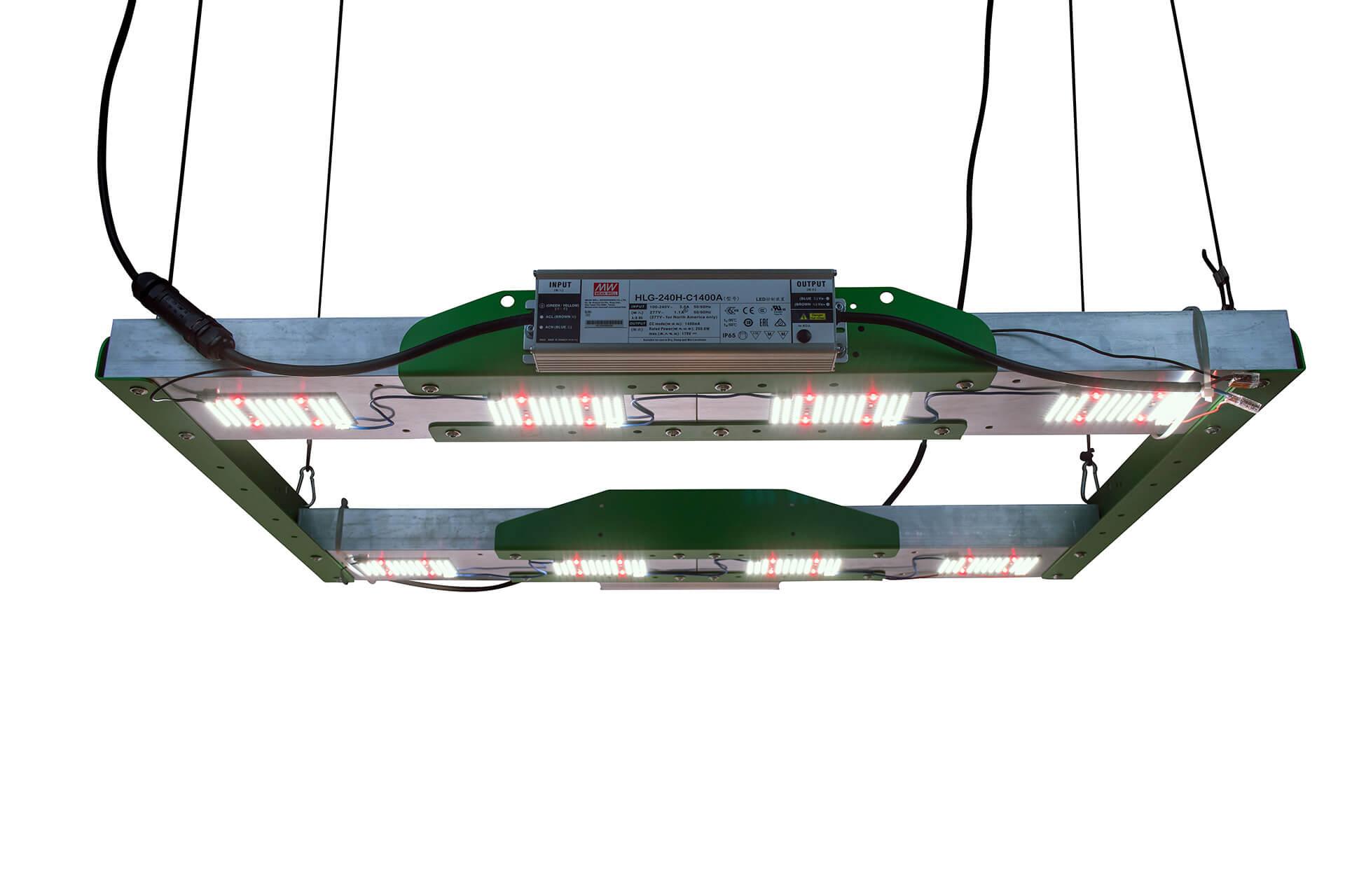 DIY-M-KIT SMD 400W Pflanzenlampe
