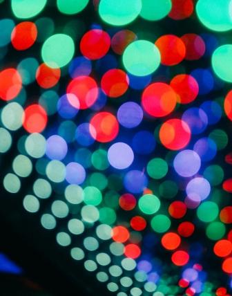 Chip-on-Board-Leds erstrahlen in vielen Farben