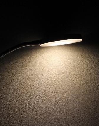 Der Lichtstrom einer Leuchtquelle