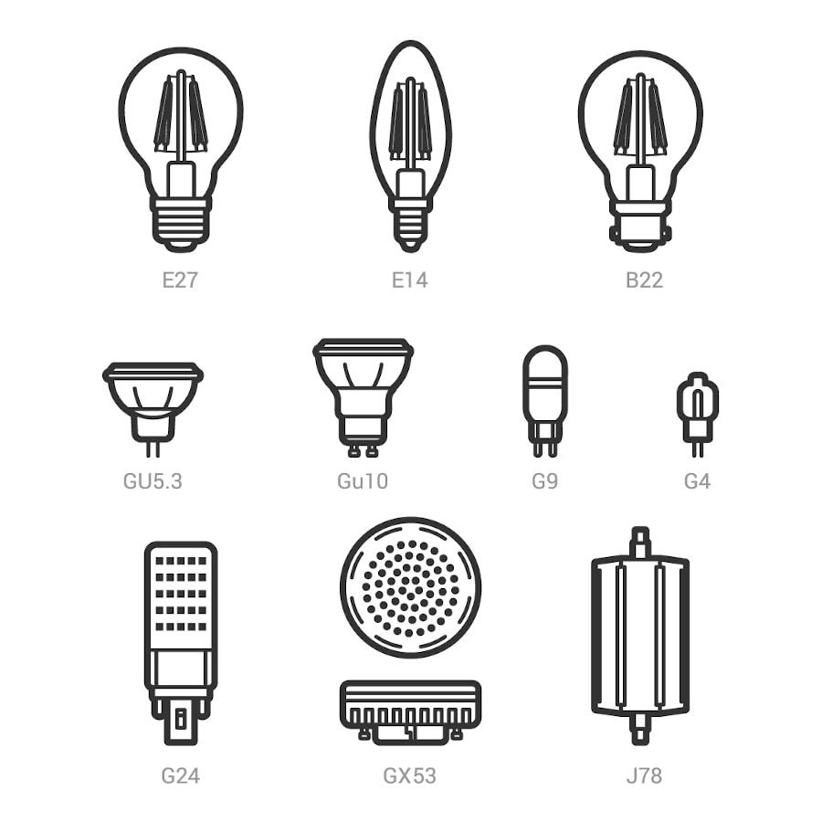LED Fassungen